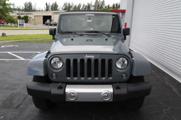 Used 2014 Jeep Wrangler Unlimited Sahara | Miami, FL n14