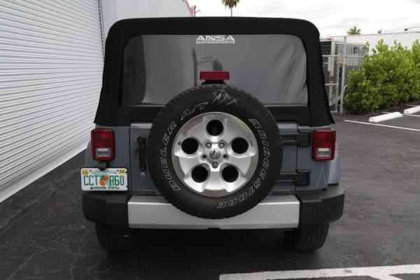 Used 2014 Jeep Wrangler Unlimited Sahara | Miami, FL n15