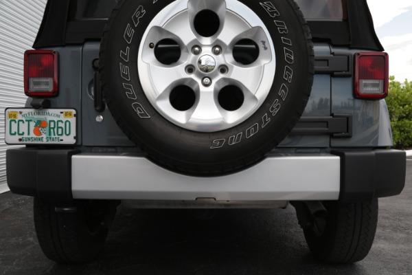 Used 2014 Jeep Wrangler Unlimited Sahara | Miami, FL n16