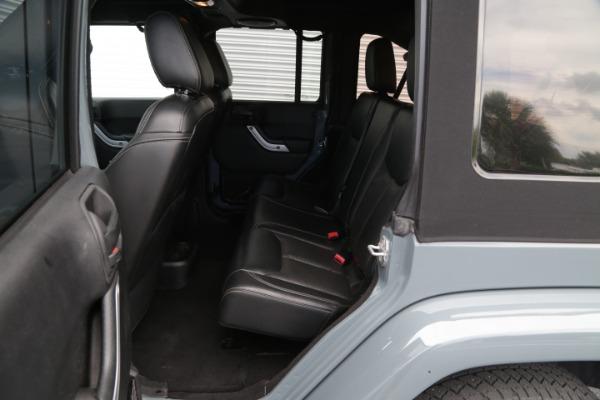 Used 2014 Jeep Wrangler Unlimited Sahara | Miami, FL n20