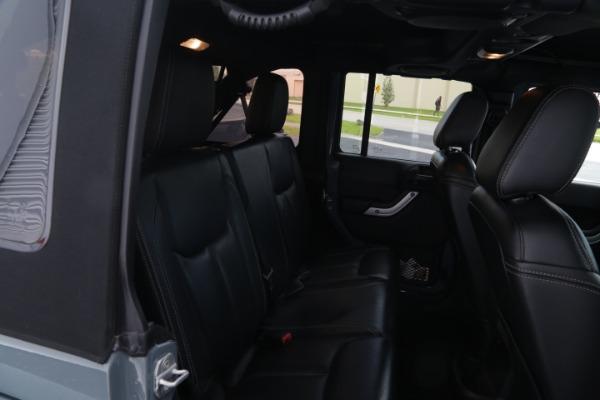 Used 2014 Jeep Wrangler Unlimited Sahara | Miami, FL n23