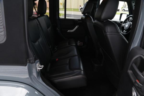 Used 2014 Jeep Wrangler Unlimited Sahara | Miami, FL n24
