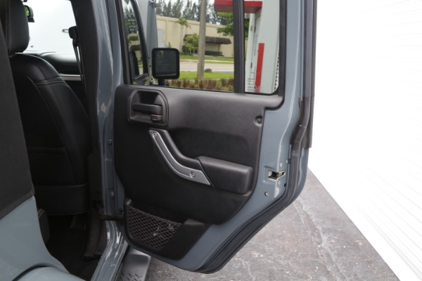Used 2014 Jeep Wrangler Unlimited Sahara | Miami, FL n26