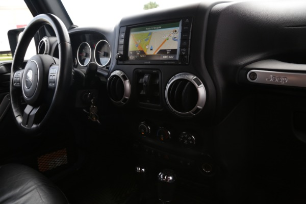 Used 2014 Jeep Wrangler Unlimited Sahara | Miami, FL n28
