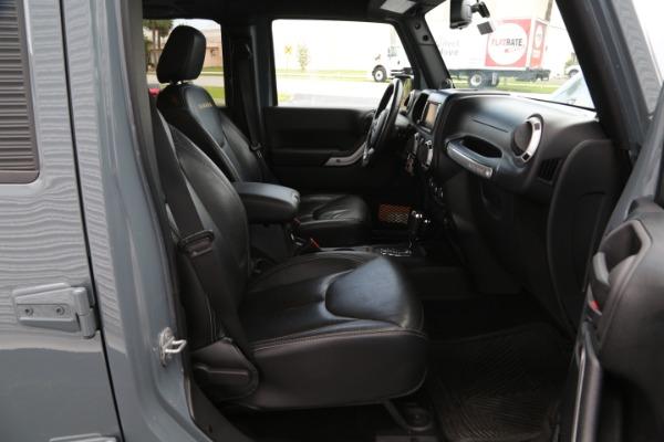 Used 2014 Jeep Wrangler Unlimited Sahara | Miami, FL n31