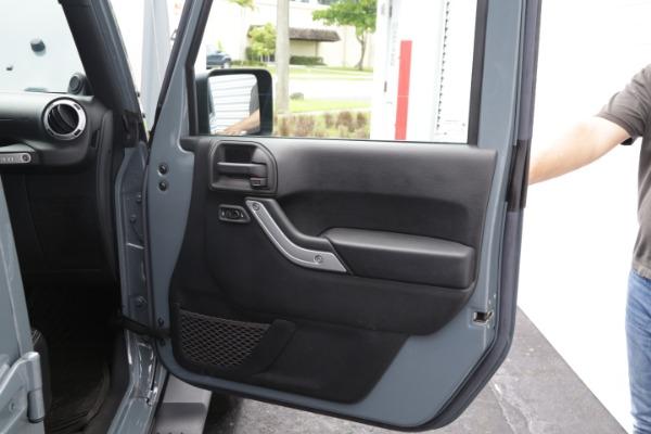 Used 2014 Jeep Wrangler Unlimited Sahara | Miami, FL n34