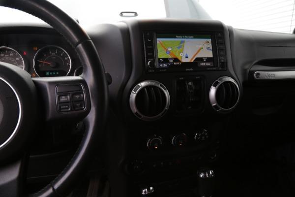 Used 2014 Jeep Wrangler Unlimited Sahara | Miami, FL n35