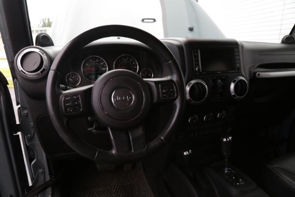 Used 2014 Jeep Wrangler Unlimited Sahara | Miami, FL n37