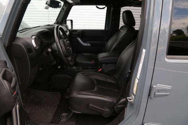 Used 2014 Jeep Wrangler Unlimited Sahara | Miami, FL n39