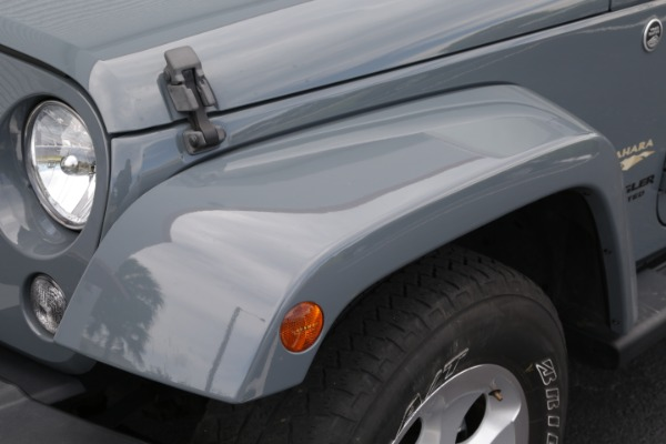Used 2014 Jeep Wrangler Unlimited Sahara | Miami, FL n44
