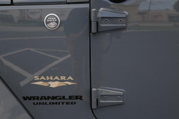 Used 2014 Jeep Wrangler Unlimited Sahara | Miami, FL n48