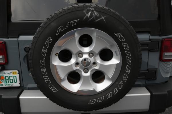 Used 2014 Jeep Wrangler Unlimited Sahara | Miami, FL n50