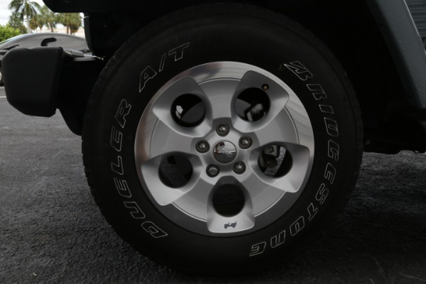 Used 2014 Jeep Wrangler Unlimited Sahara | Miami, FL n51