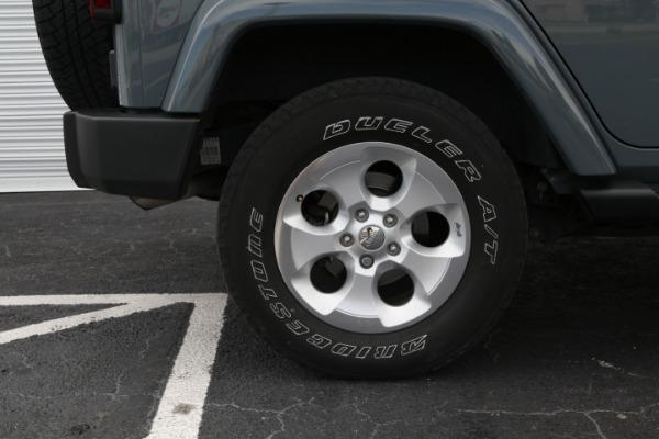 Used 2014 Jeep Wrangler Unlimited Sahara | Miami, FL n53