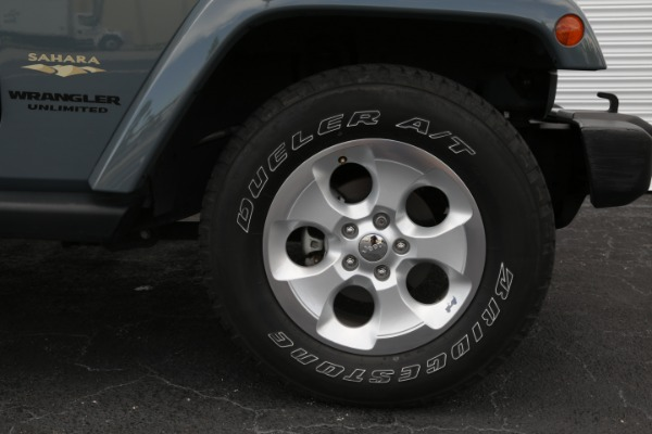 Used 2014 Jeep Wrangler Unlimited Sahara | Miami, FL n54