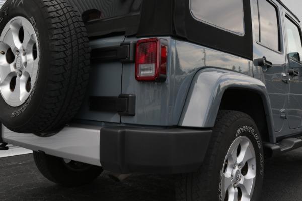 Used 2014 Jeep Wrangler Unlimited Sahara | Miami, FL n7