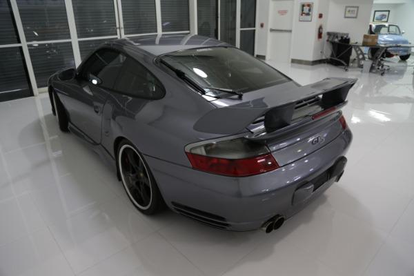 Used 2001 Porsche 911 Turbo | Miami, FL n10