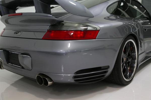 Used 2001 Porsche 911 Turbo | Miami, FL n11