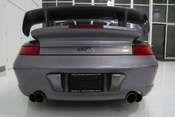 Used 2001 Porsche 911 Turbo | Miami, FL n12