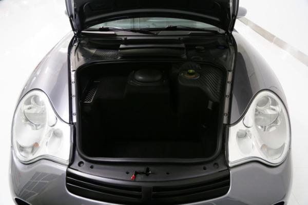 Used 2001 Porsche 911 Turbo | Miami, FL n15