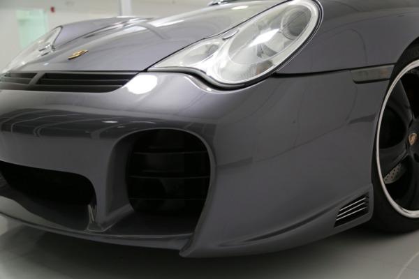 Used 2001 Porsche 911 Turbo | Miami, FL n16