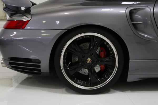 Used 2001 Porsche 911 Turbo | Miami, FL n17