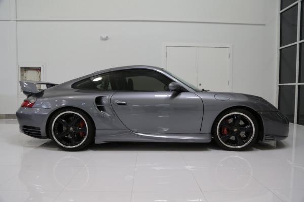 Used 2001 Porsche 911 Turbo | Miami, FL n18