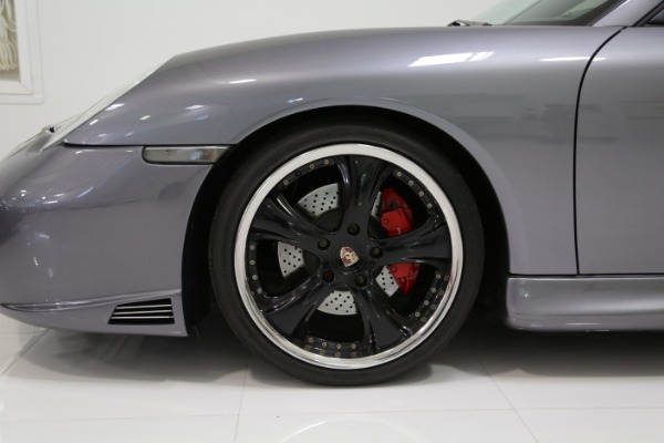 Used 2001 Porsche 911 Turbo | Miami, FL n20