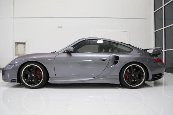 Used 2001 Porsche 911 Turbo | Miami, FL n21