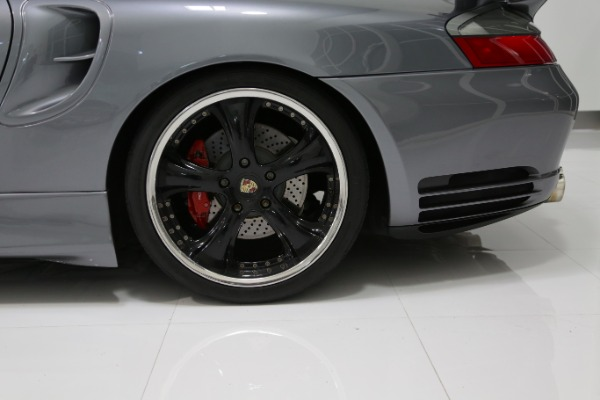 Used 2001 Porsche 911 Turbo | Miami, FL n22