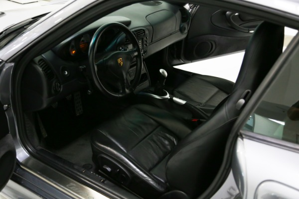 Used 2001 Porsche 911 Turbo | Miami, FL n27