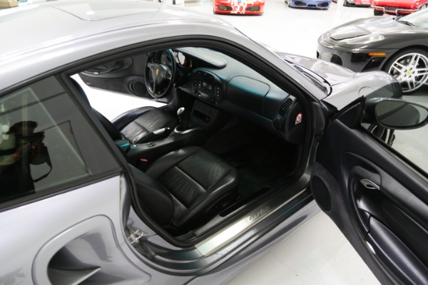 Used 2001 Porsche 911 Turbo   Miami, FL n38