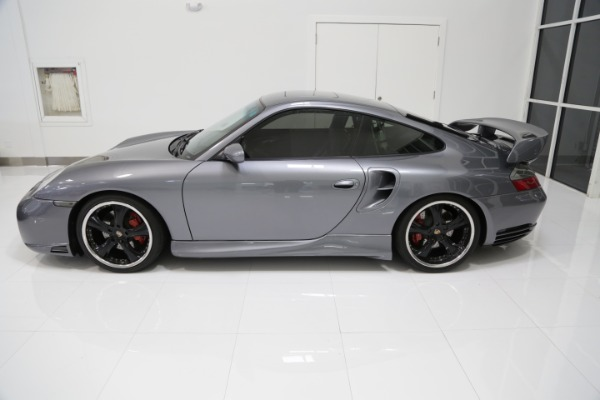 Used 2001 Porsche 911 Turbo | Miami, FL n4