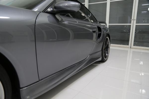 Used 2001 Porsche 911 Turbo | Miami, FL n45
