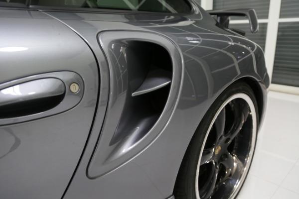 Used 2001 Porsche 911 Turbo | Miami, FL n46