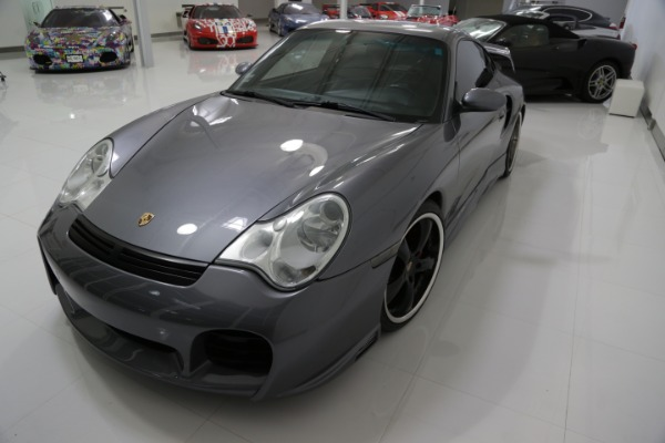 Used 2001 Porsche 911 Turbo | Miami, FL n7
