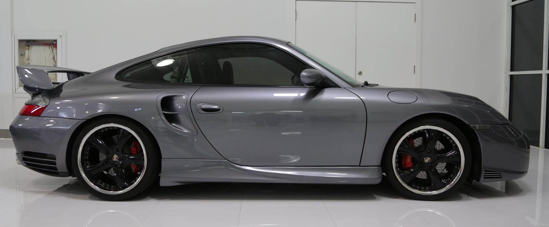 Used 2001 Porsche 911 Turbo | Miami, FL