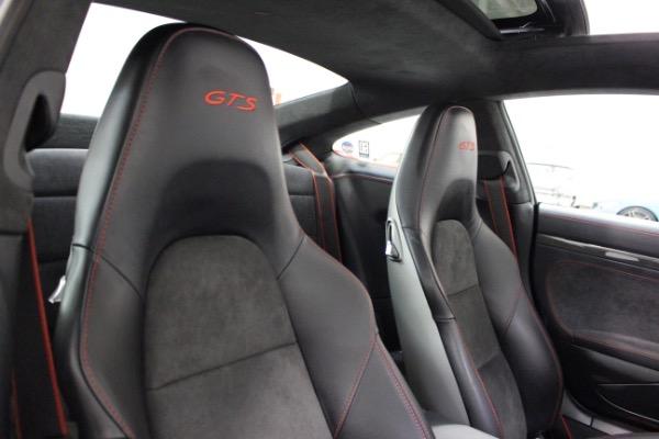 Used 2016 Porsche 911 Club Coupe Carrera GTS | Miami, FL n119