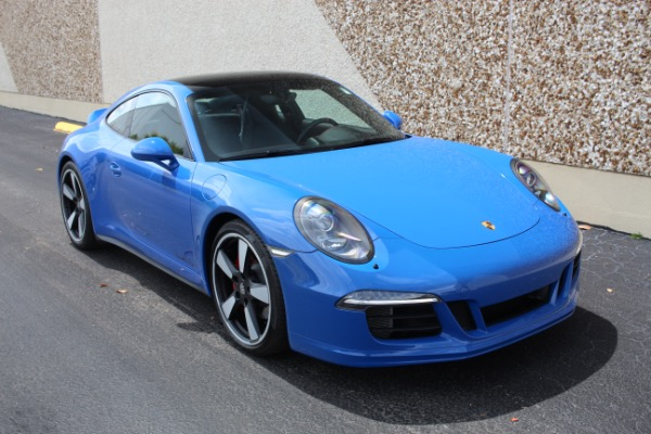 Used 2016 Porsche 911 Club Coupe Carrera GTS | Miami, FL n17