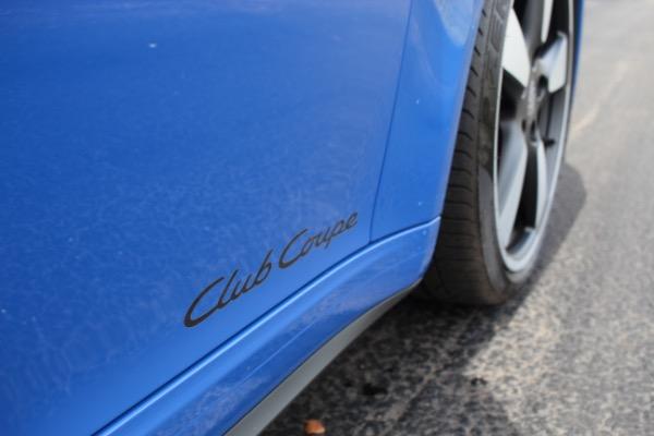 Used 2016 Porsche 911 Club Coupe Carrera GTS | Miami, FL n170