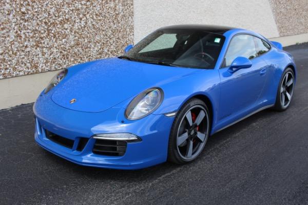 Used 2016 Porsche 911 Club Coupe Carrera GTS | Miami, FL n19