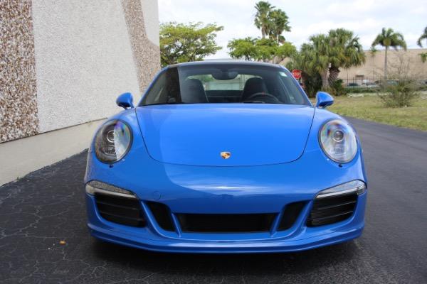 Used 2016 Porsche 911 Club Coupe Carrera GTS | Miami, FL n21