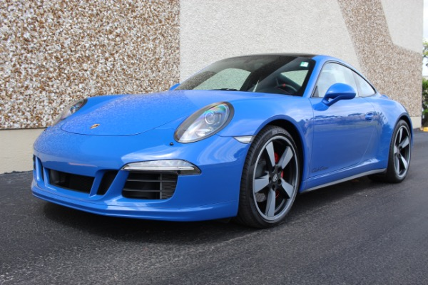 Used 2016 Porsche 911 Club Coupe Carrera GTS | Miami, FL n22