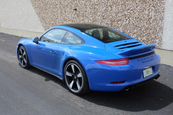Used 2016 Porsche 911 Club Coupe Carrera GTS | Miami, FL n23