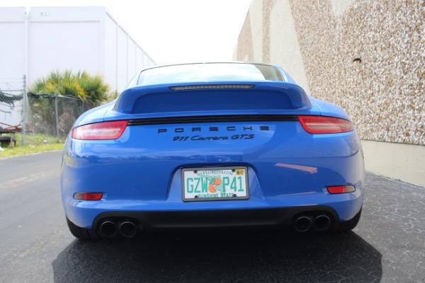 Used 2016 Porsche 911 Club Coupe Carrera GTS | Miami, FL n24
