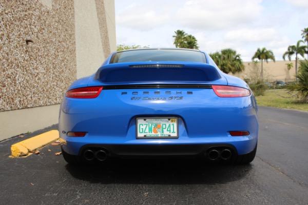 Used 2016 Porsche 911 Club Coupe Carrera GTS | Miami, FL n27
