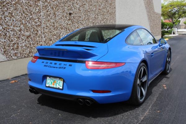 Used 2016 Porsche 911 Club Coupe Carrera GTS | Miami, FL n28