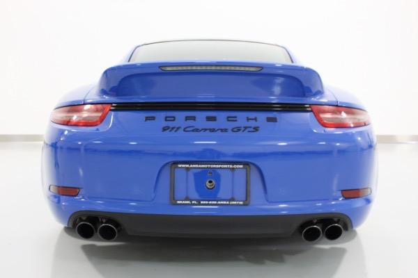 Used 2016 Porsche 911 Club Coupe Carrera GTS | Miami, FL n40
