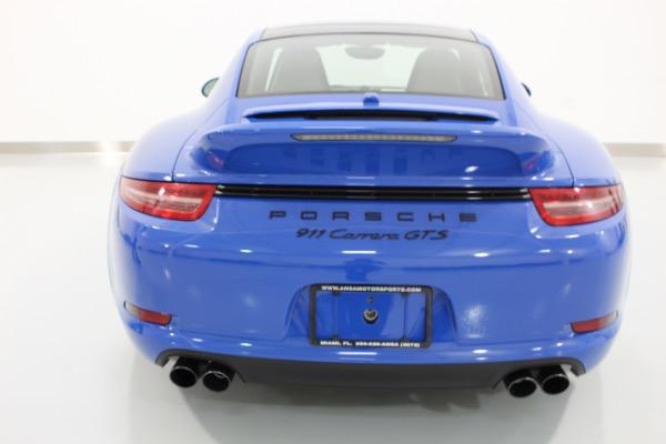 Used 2016 Porsche 911 Club Coupe Carrera GTS | Miami, FL n43