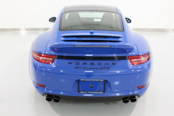 Used 2016 Porsche 911 Club Coupe Carrera GTS | Miami, FL n50